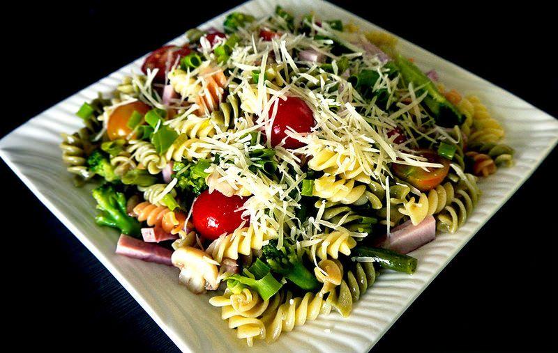 Ыстық салат