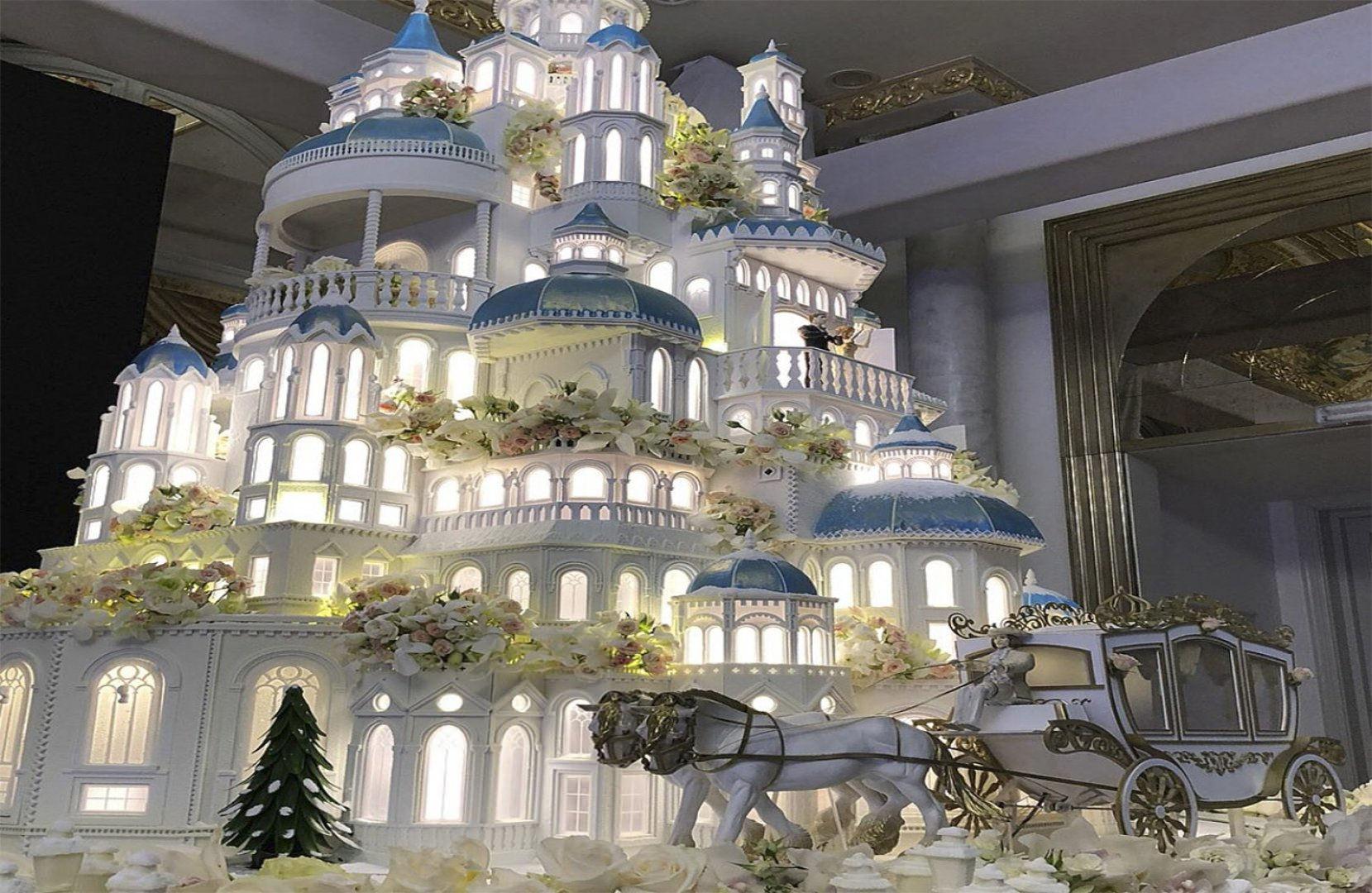 Ең үлкен торт Шымкентте емес!