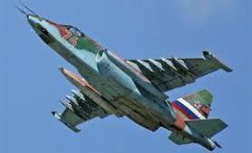 Сирияда ресейлік Су-25 шабуылшы ұшағы атып құлатылды
