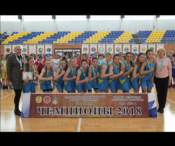 Щучинск қаласында баскетболдан Қазақстан Республикасының қысқы чемпионаты өтті