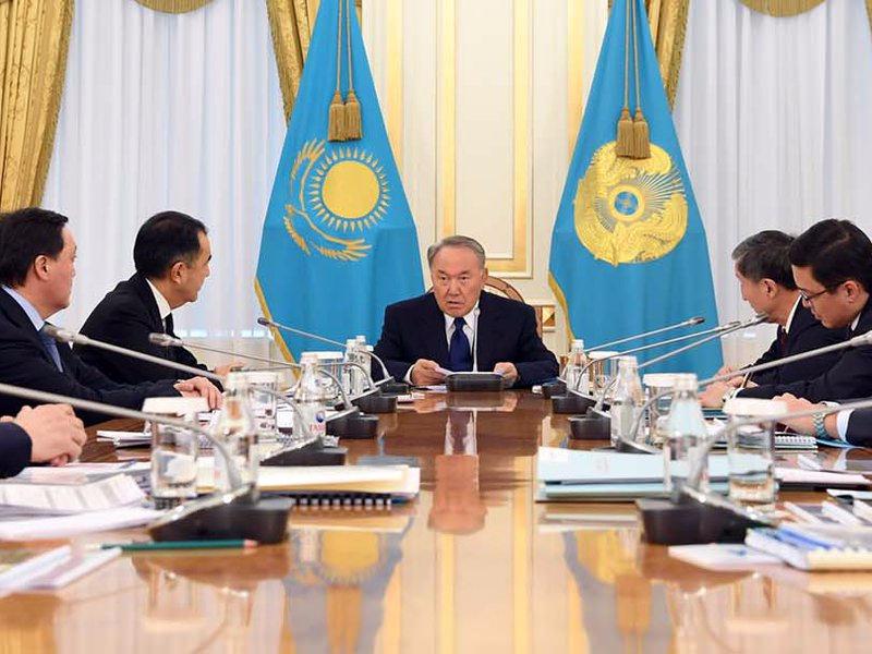 Елбасы Нұрсұлтан Назарбаев Үкімет отырысына қатыспақ