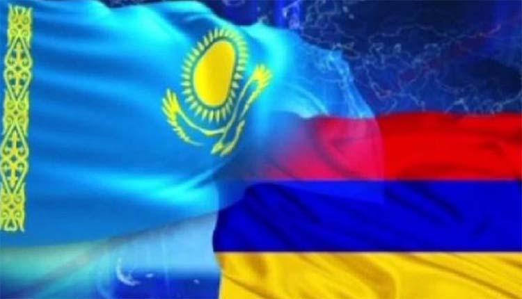 Нұрсұлтан Назарбаев Армен Саркисянға Армения Республикасының Президенті болып сайлануына байланысты құттықтау жеделхатын жолдады