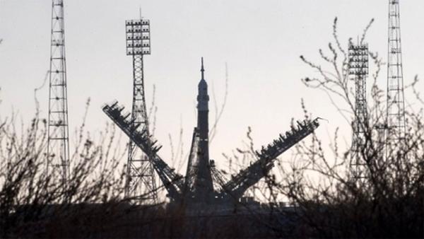Байқоңырда «Союз MС-08» зымыраны ұшу алаңына орнатылды