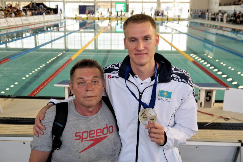 Дмитрий Баландин Испанияда алтын медаль алды