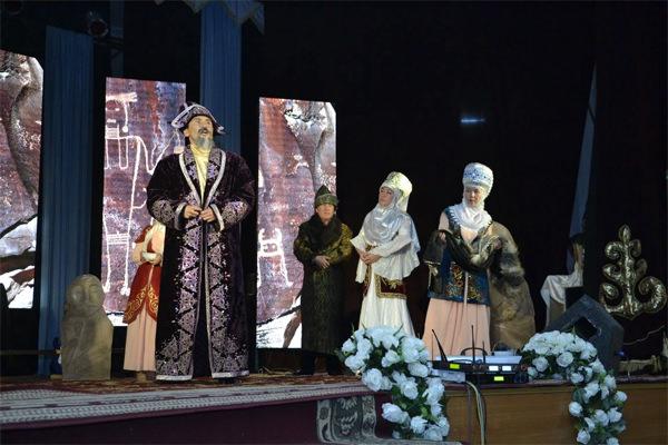 Сайрамда «Нұрлы жол – болашаққа бастар жол»  облыстық өнер  фестивалі өтті