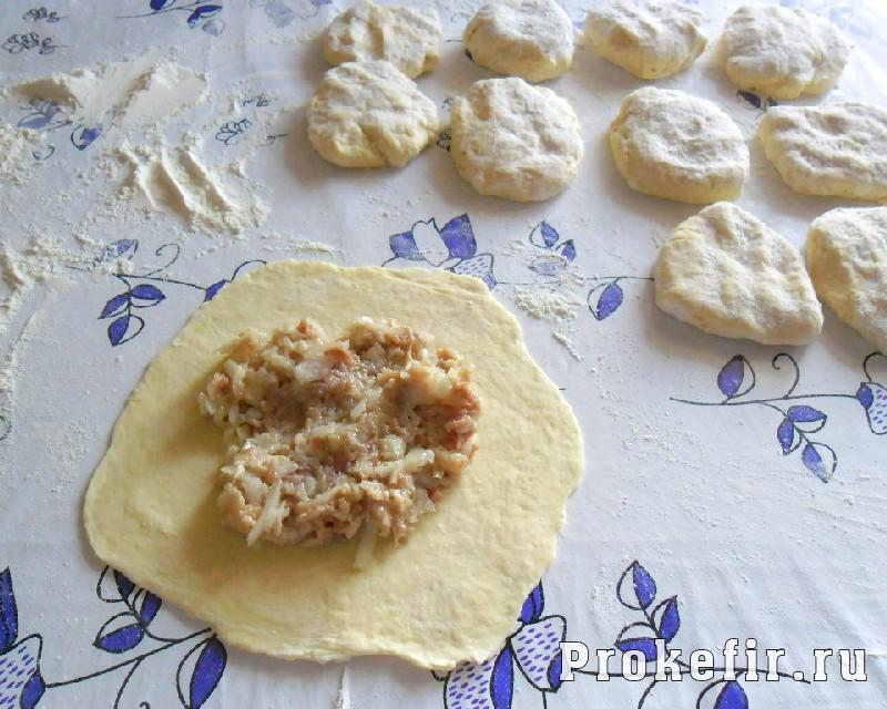 Как сделать тесто для самсы в домашних