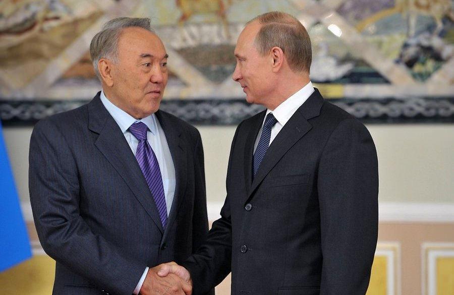 Қазақстан және Ресей мемлекет басшылары Армениядағы ахуалды талқылады