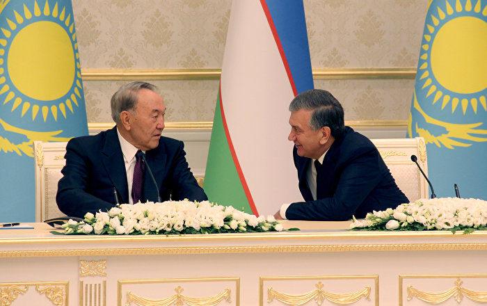 Нұрсұлтан Назарбаев Өзбекстан Республикасының Президенті Шавкат Мирзиёевпен алдағы кездесулер кестесін қарастырды