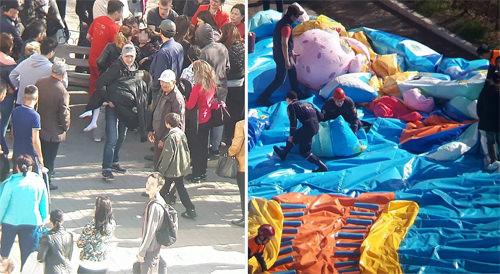 Исекешев Астанадағы төтенше жағдайға кінәлілерді жазалауға уәде берді