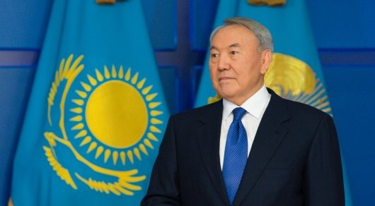 Назарбаев қазақстандықтарды Жеңіс күнімен құттықтады