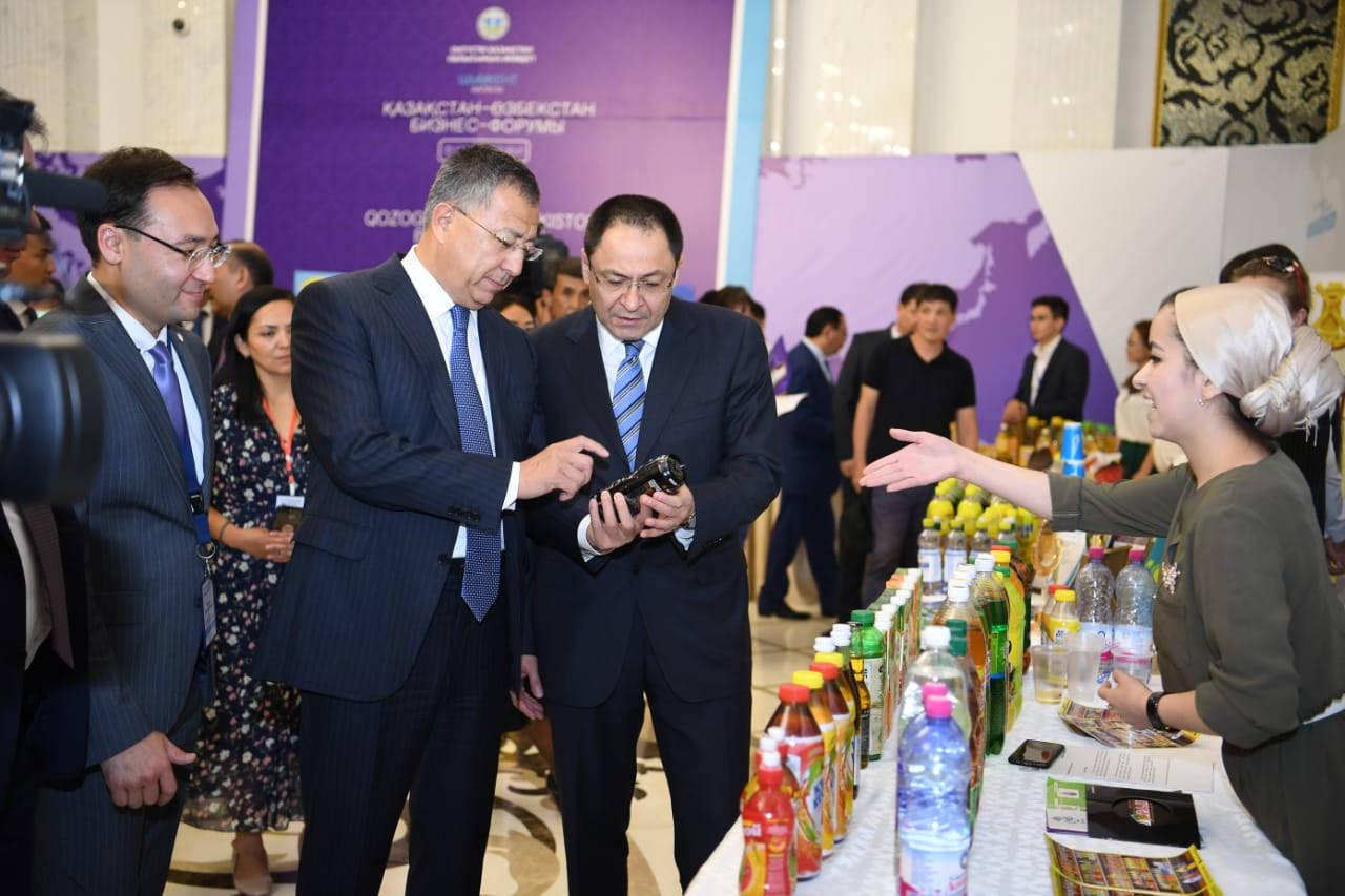 ОҚО-да өзбек капиталымен инвестициялық жобалар іске асырылуда