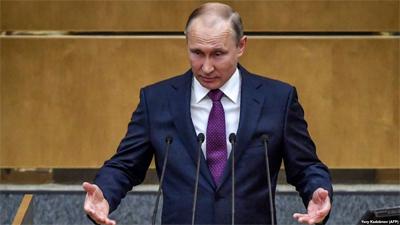 CNBC: Путин айтқан зымырандардың сынағы сәтсіз аяқталды