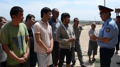 ОҚО-да  көші-қон заңын бұзған 1,5 мың адам анықталды