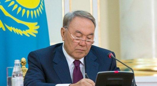 ОҚО-да жаңа екі аудан пайда болады: Назарбаев Жарлыққа қол қойды