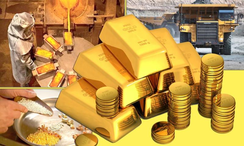 ШҚО-да жылына 10 тонна алтын өндіретін кәсіпорын іске қосылды