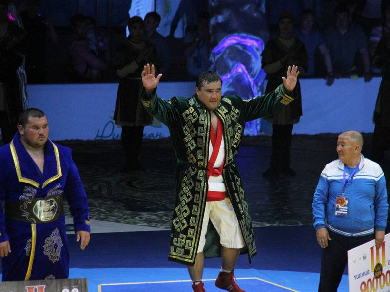 Ержан Шынкеев -