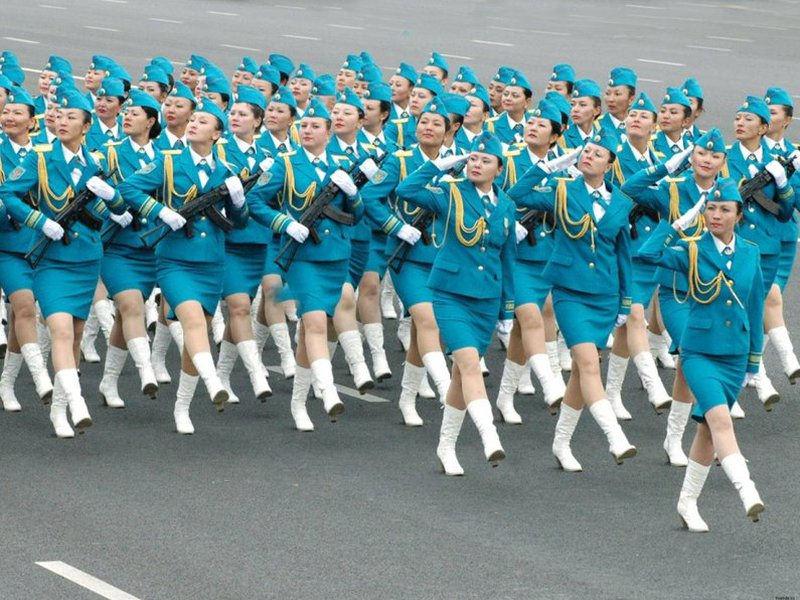 Қазақстанның әскери ЖОО-лары қыздарға жаңа мамандықтар ұсынып жатыр