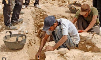 Еліміздегі қорғандарды зерттеуге Ұлыбританиялық археологтар келді