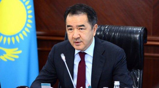 Сағынтаев Астананы су басудан қалай құтқаруға болатынын айтты (видео)