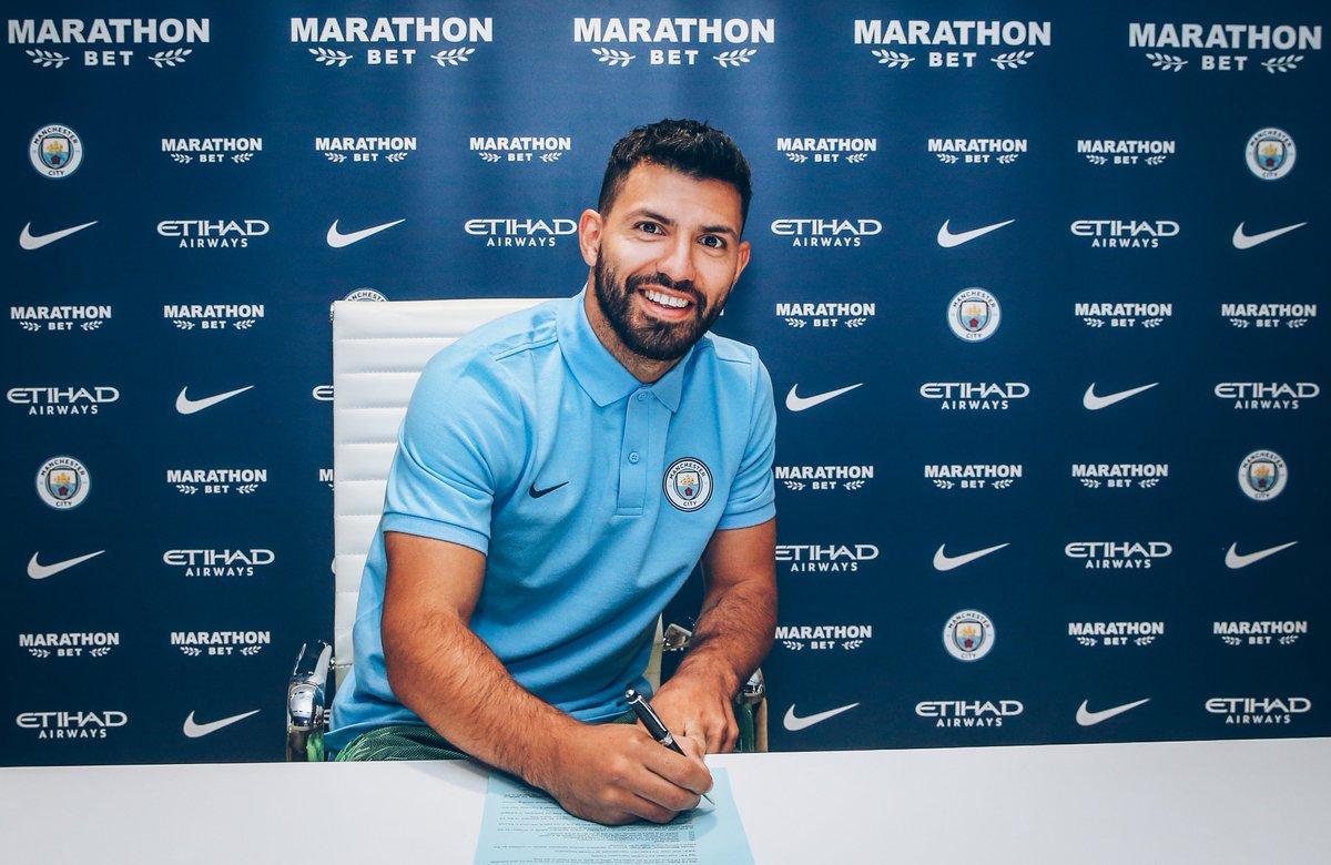 Агуэро «Манчестер Сити» құрамында 2021 жылдың жазына дейін қалады