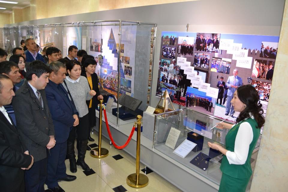 «Әзірет Сұлтан» музейі құрамындағы ескерткіштерге 3D-тур виртуалды жобасы енгізіледі