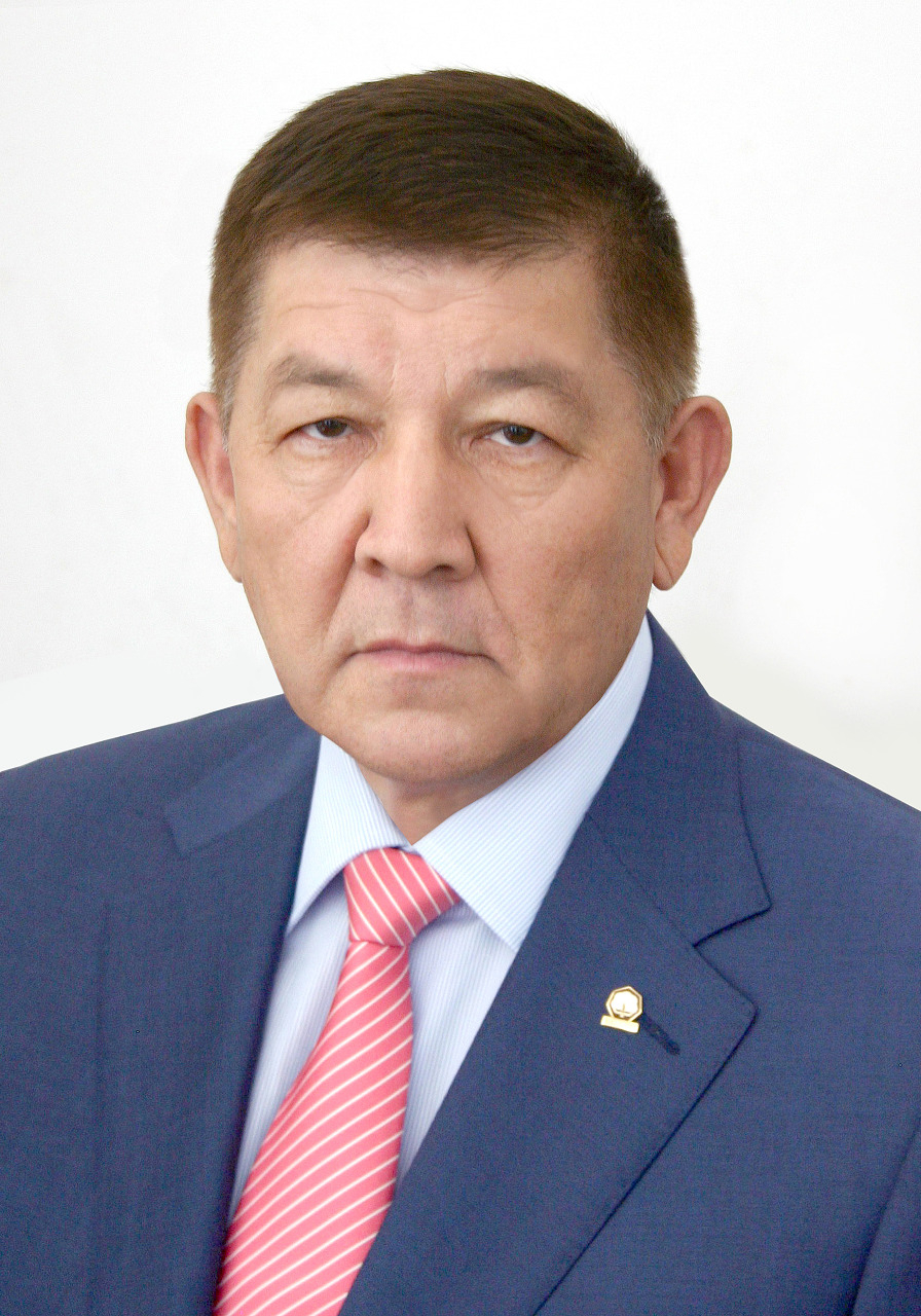 Ибадулла ҮМБЕТАЕВ: