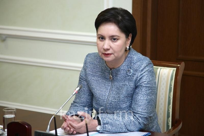 Әбдіқалықова «Отандастар» қоры қамқоршылар кеңесінің отырысына қатысты