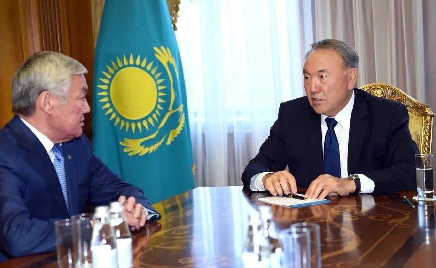 Ақтөбеге ат басын бұрған Назарбаев Сапарбаев пен оның командасына риза болды