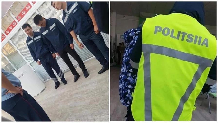 Отандық полицейлердің жаңа