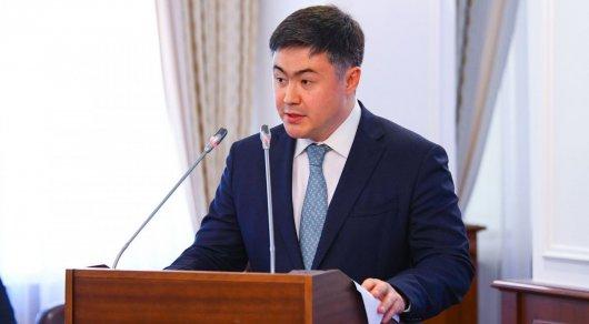 Министр Сүлейменов жалақының өсуіне байланысты үндеу жасады