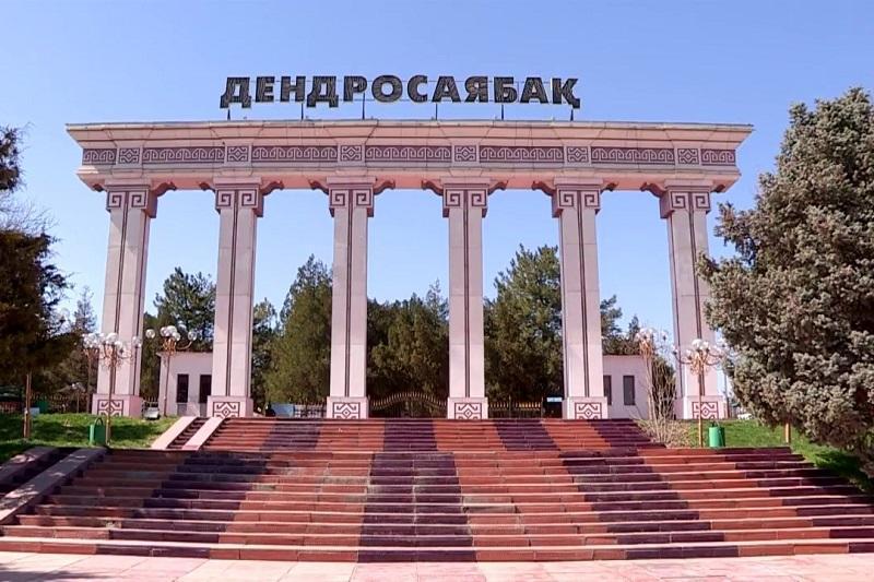 Шымкенттегі дендросаябаққа Асанбай Асқаровтың есімі берілді