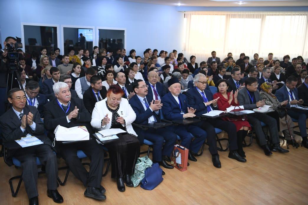 Түркістанда халықаралық ғылыми-теориялық конференция басталды