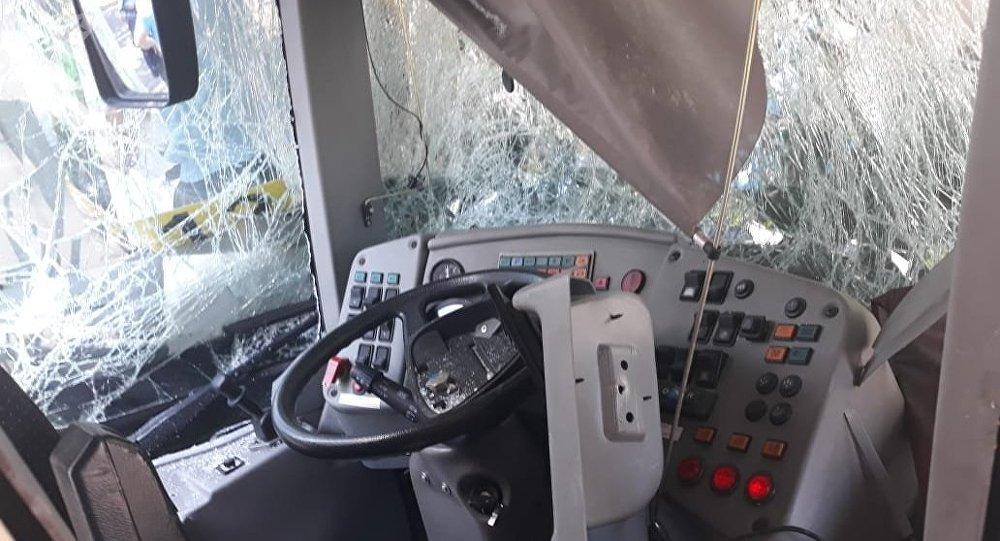 Ресейде 17 жолаушысы бар қазақстандық автобус аударылды