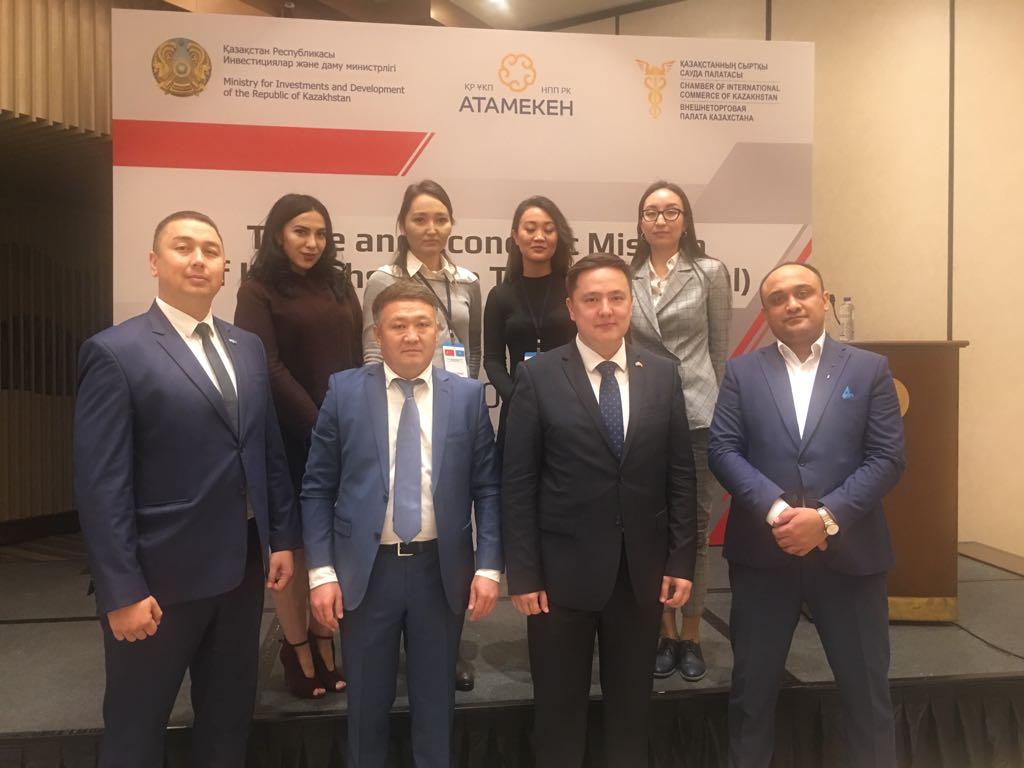 Стамбулда Қазақстанның сауда-экономикалық миссиясы өтті