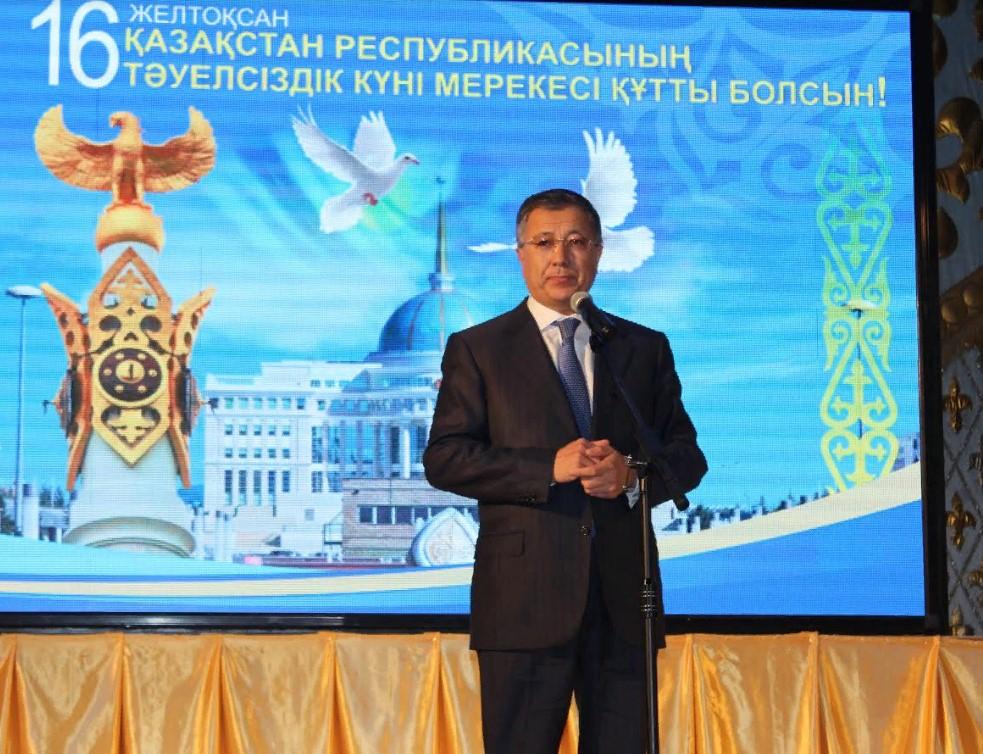 Тəуелсіздік күніне орай «Елбасы жолы. Астана» атты отандық фильмнің тұсаукесері өтті