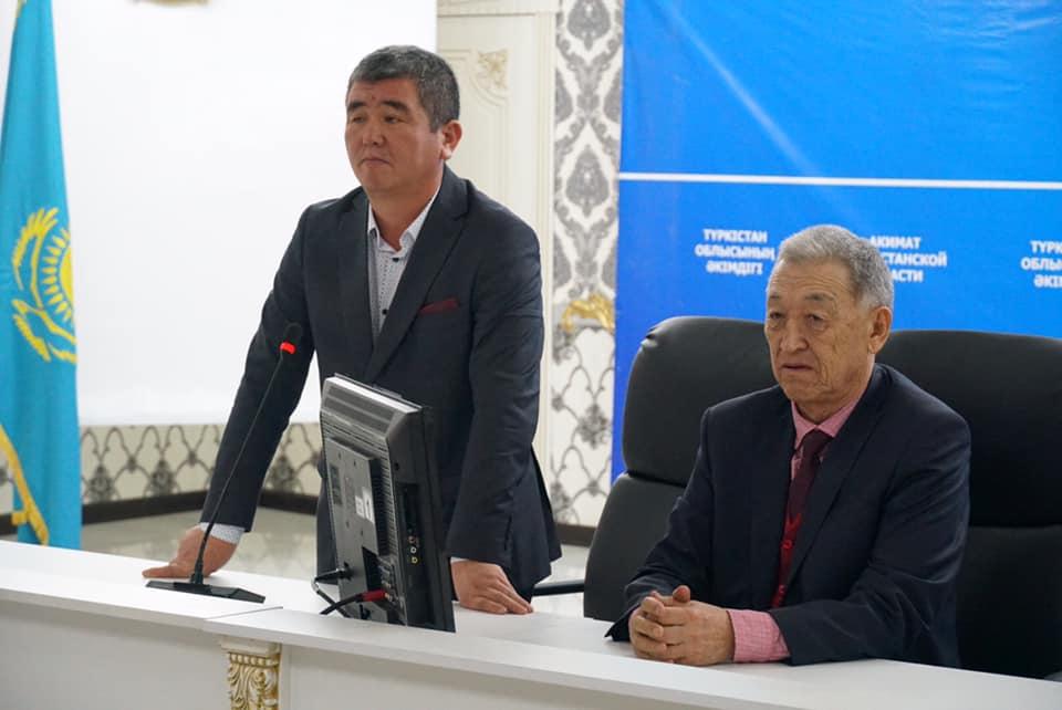 ТҮРКІСТАН: ҚР Журналистер Одағы филиалына тұңғыш төраға сайланды
