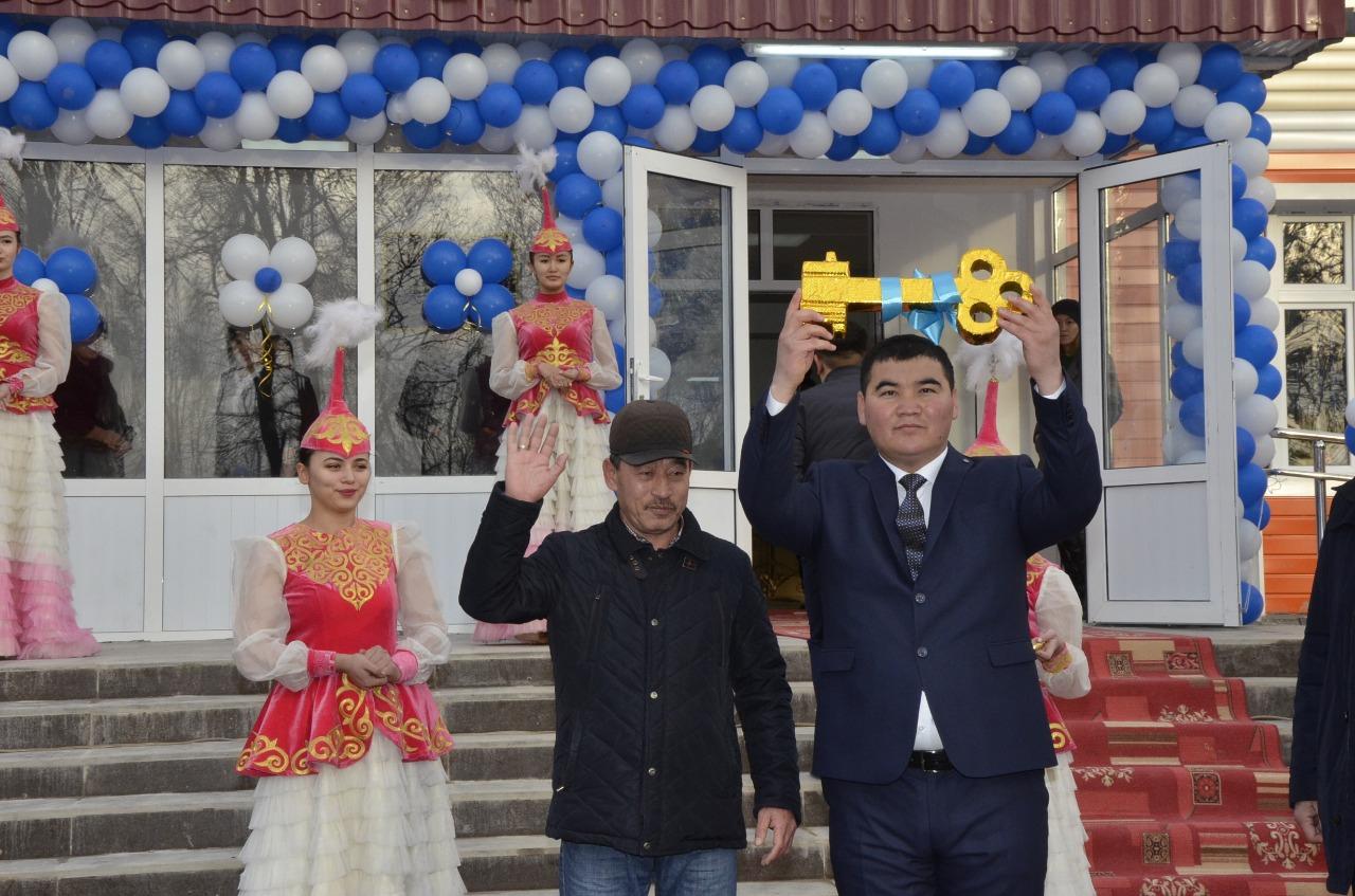Түркістан облысы: Бір күнде 13 нысан ашылды