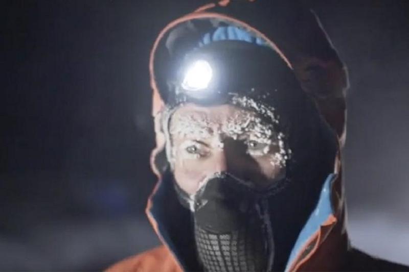 Якутияда спортшы 60 градус аязда 50 шақырым қашықтықты жүгіріп өтті