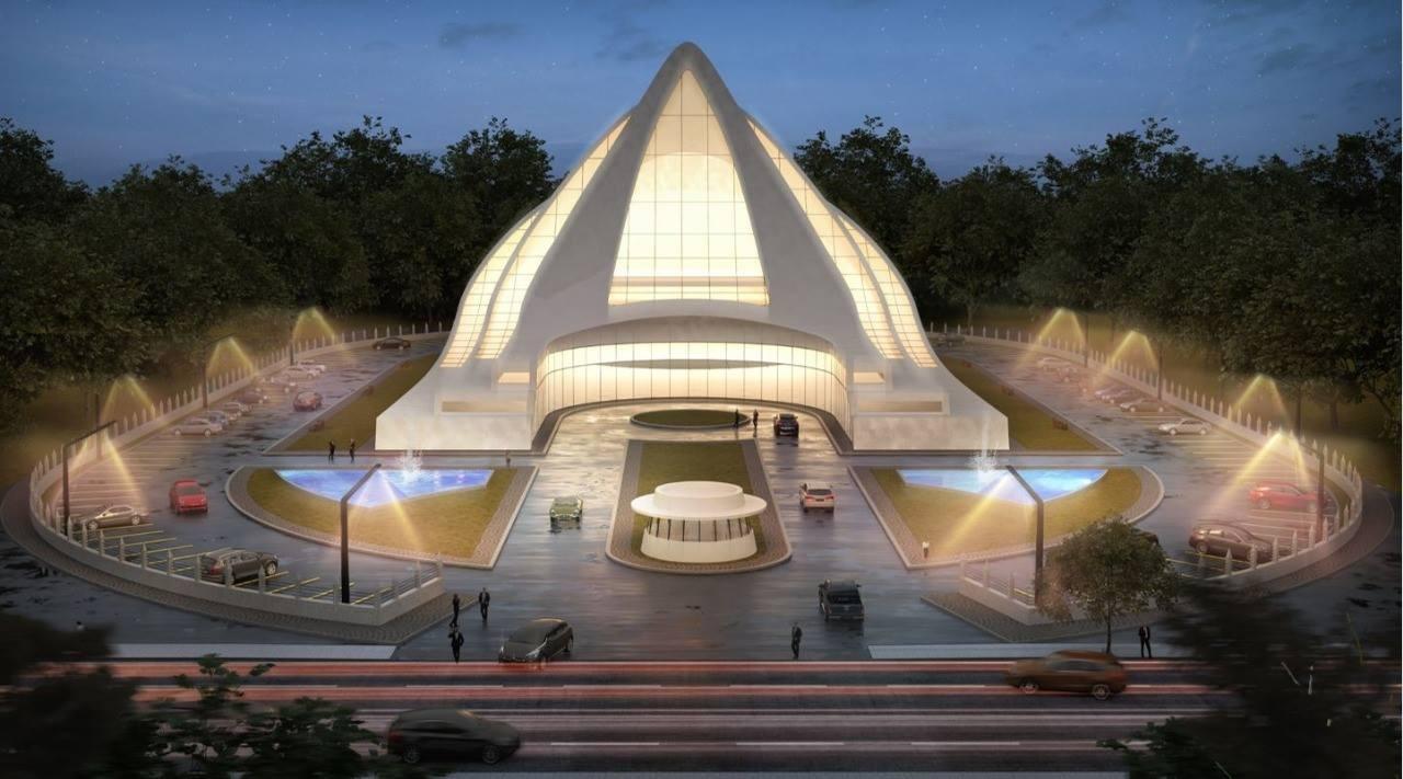 ТҮРКІСТАН: Стадион, музей және медиа-орталық құрылысы басталды