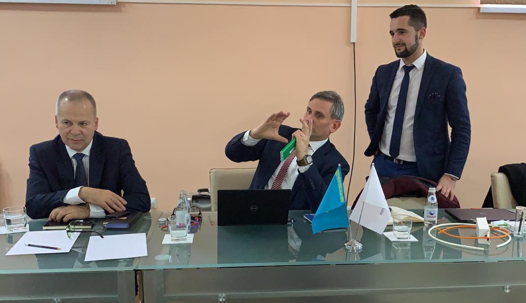Польшалық инвесторлар Түркістанда зауыт соғатын болды