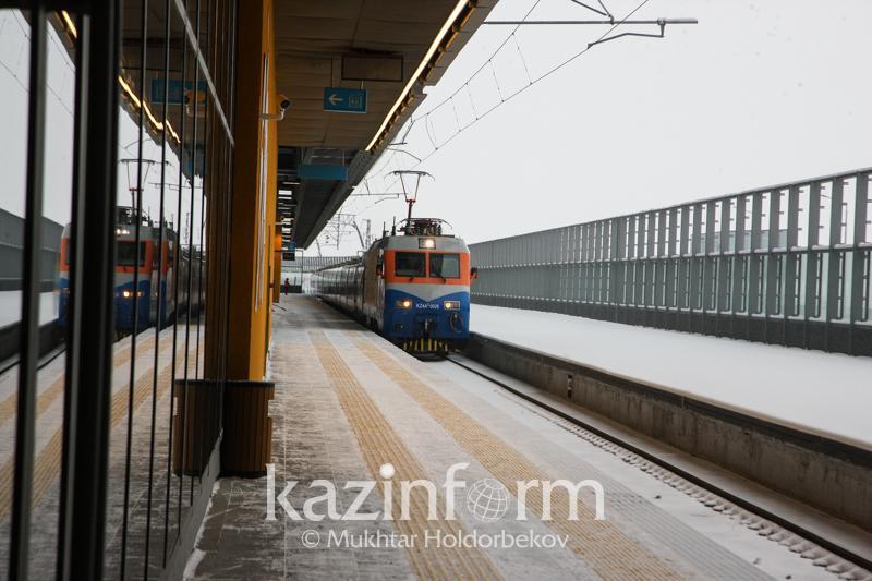 Астана - Қызылорда - Астана жолаушылар пойыздары шұғыл тоқтатылды