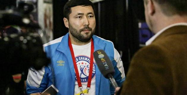 Ильиннің бұрынғы бапкері Өзбекстан құрамасын жаттықтырып жүр