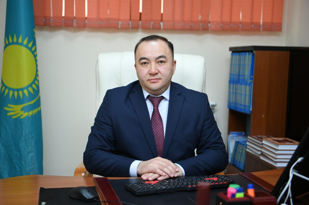 Түркістан: Мәдениет басқармасының басшысы тағайындалды