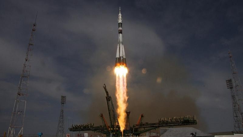 «Байқоңырдан» Egyptsat-A ғарыш аппаратымен тасығыш-зымыран ұшырылды