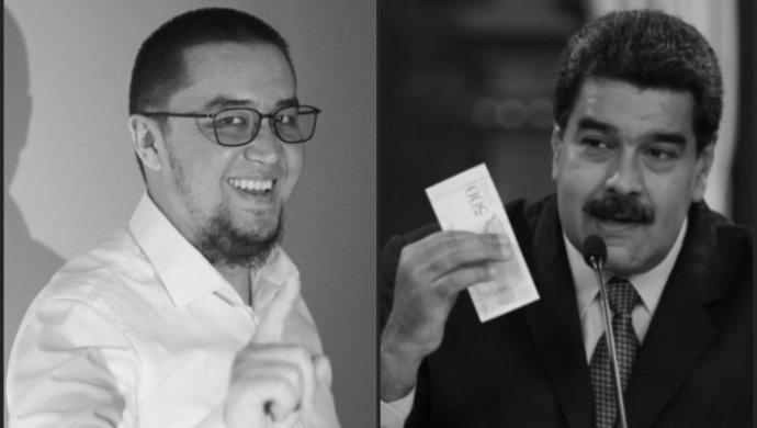 Венесуэла президентінің ақшасын қазақ басқара ма?