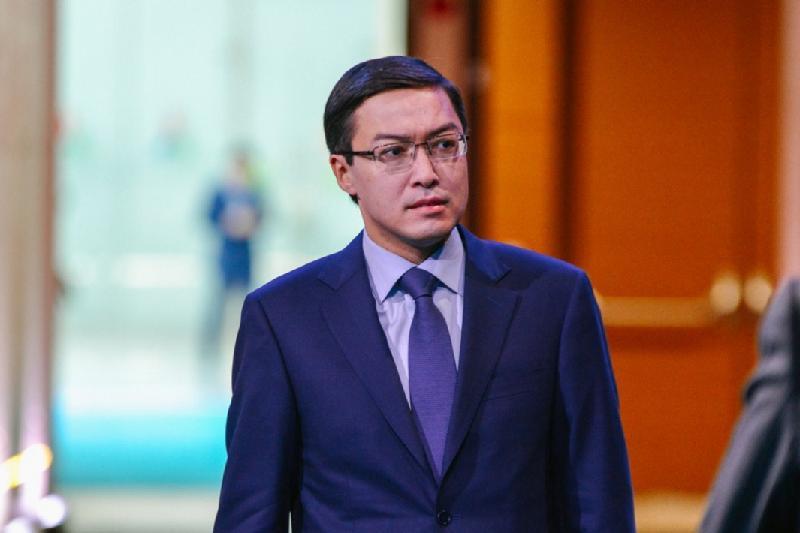 Данияр Ақышев ҚР Президентінің кеңесшісі қызметіне тағайындалды