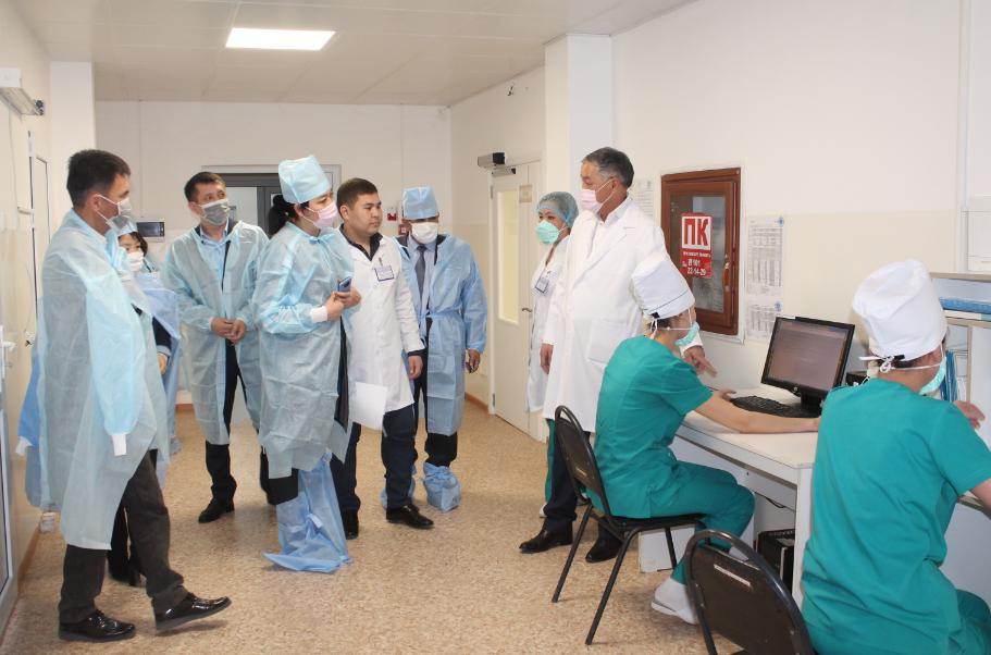 Түркістан облысы туберкулездің алдын алу бойынша көш бастап келеді