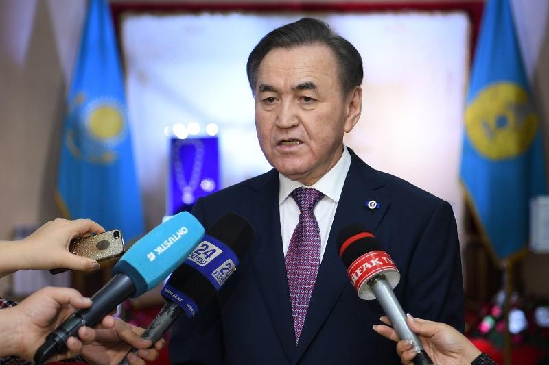 Президент Кеңсесінің басшысы қызметіне Махмұд Қасымбек тағайындалды