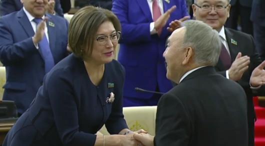 Әйтімова Назарбаевпен не жайлы сөйлескенін айтты
