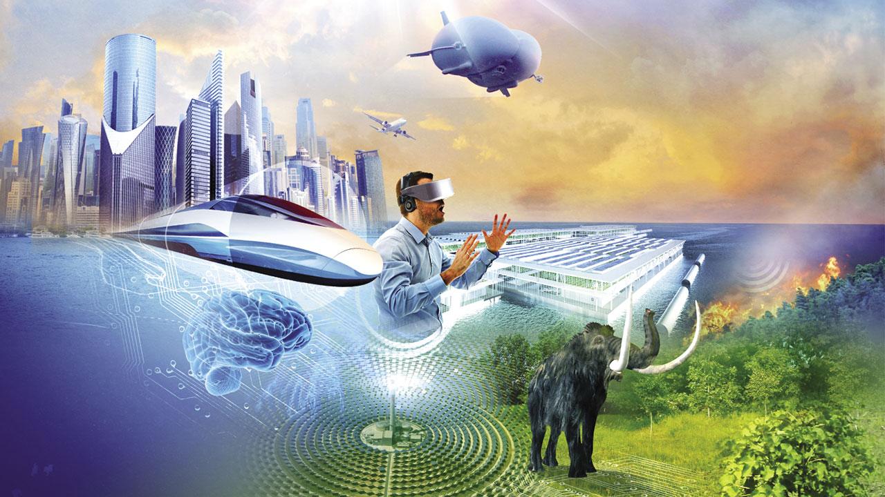 2050 жылға дейін пайда болатын ғажайып құрылғылар